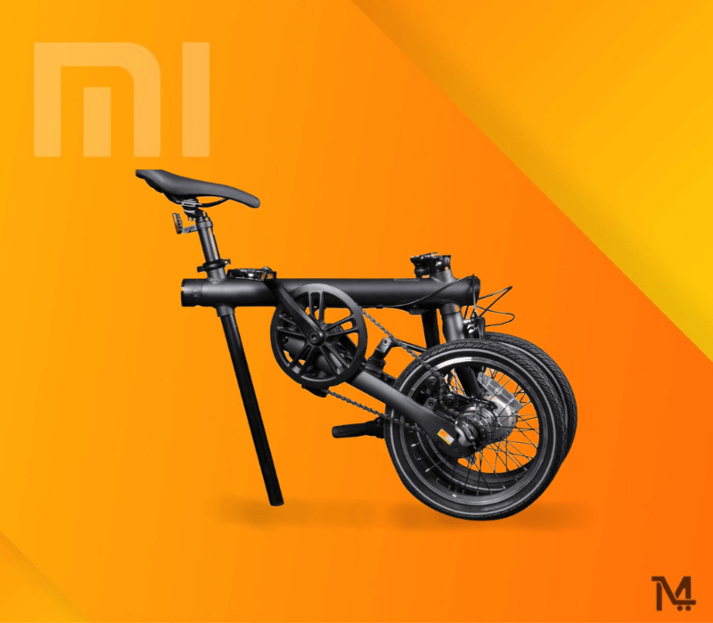 Buy Mi QiCycle Electric Folding Bike at Low Price in Doha Qatar - Free Delivery inside Qatar - Cities are increasingly adapting to pedestrians and bicycles in order to reduce car traffic, making cities more ecological and comfortable for citizens. For this reason, the renowned brand Xiaomi brings us an electric and folding bicycle, the Xiaomi Mi Smart Electric Folding Bike. It has been specially designed for use in the city, allowing you to go further, faster and with less effort.