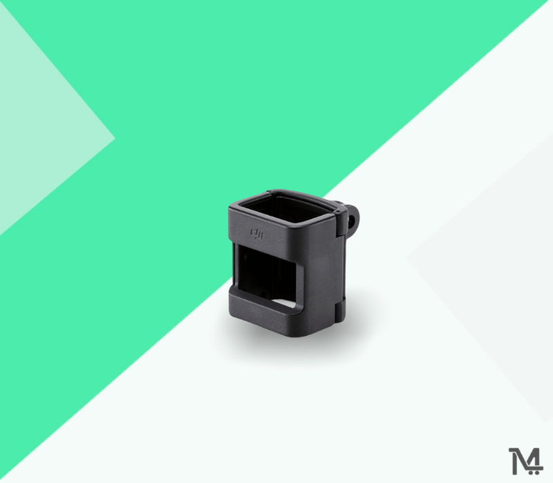 Buy DJI Osmo Pocket Accessory Mount - Black at Low Price in Doha Qatar - Free Delivery inside Qatar - Attach the Accessory Mount to Osmo Pocket, making it compatible with other camera accessories (sold separately) to use in different scenarios.Provides mounting bracket for accessories to shoot in various scenarios.