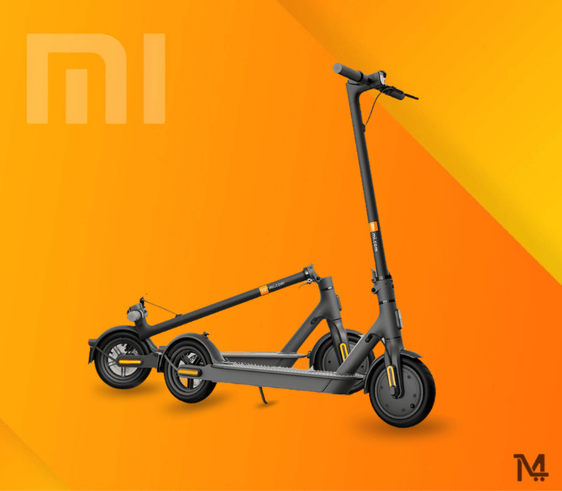 Buy Mi Electric Scooter 1S at Low Price in Doha Qatar - Free Delivery in Qatar - High safety lithium battery 30km long range* 25km/h max. Speed  The high safety 18650 power lithium battery with large power supply offers a safe and durable performance. A full charge can take you 30 kilometres.  Three speed modes, easy switch  When commuting to work, press S to go faster. When cruising around the park, press D, and in crowded areas, you can turn on the pedestrian mode to go slower. Simply double press the power button to switch between modes and easily adjust the speed to your surroundings.  New generation energy recovery system  Convert kinetic energy into electrical energy for longer battery life. The kinetic energy recovery system (KERS) has been fully upgraded, and the energy conversion efficiency has been further improved. It can recover the kinetic energy of each braking and non-powered coasting, and convert it into usable electrical energy to further improve the cruising range. The efficiency of energy recovery can be adjusted through the Mi Home App to meet your individual riding needs.  Fold it up in 3 seconds  It only takes 3 seconds to fold the scooter together. At a folded height of just 49cm, the vehicle is compact and takes up less space, making it easy to fit in the trunk. The body is made of low-density, high-strength aerospace grade aluminium alloy material and can carry a load of up to 100kg. With a net weight of 12.5 kg, it is both light and durable.  Front and back double braking system. Shorter braking distance for safer driving  The back wheel uses a large perforated brake disc with more braking power while the front wheel is equipped with an E-ABS regenerative anti-lock braking system. When braking, the front and rear braking systems activate one after another, shortening the braking distance ensuring safe stopping.